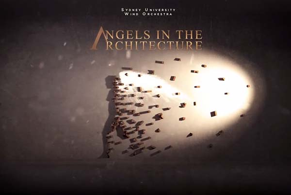 Angels in the Architecture Poster and Program Preview