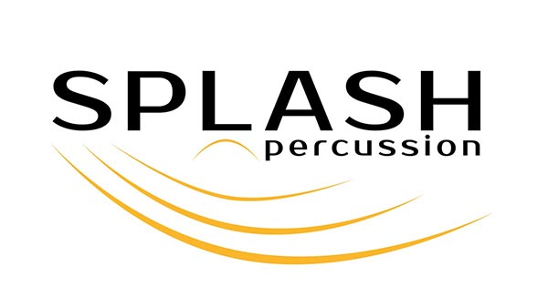 Splash Percussion Branding Preview